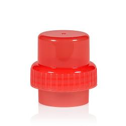 Dosingcap PP red 567