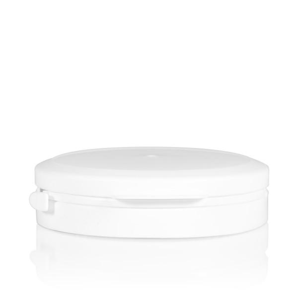 Guarantee lid Pharma cylinder 95 mm white