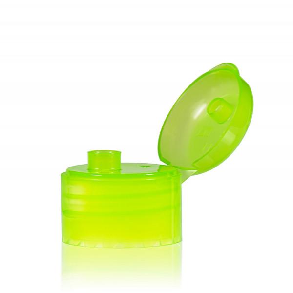 Fliptopcap PP green 28.410