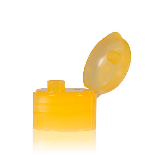 Fliptopcap PP  orange 28.410