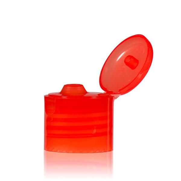 Fliptopcap PP red 24.410