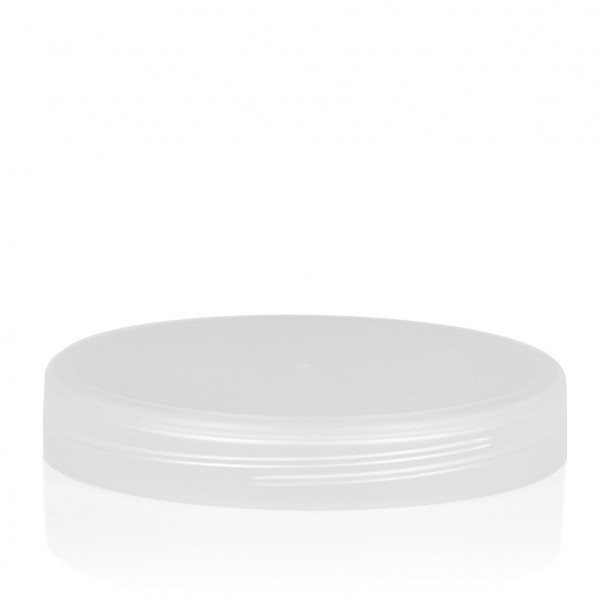 Screw lid Frosted sharp 250 ml PP natural