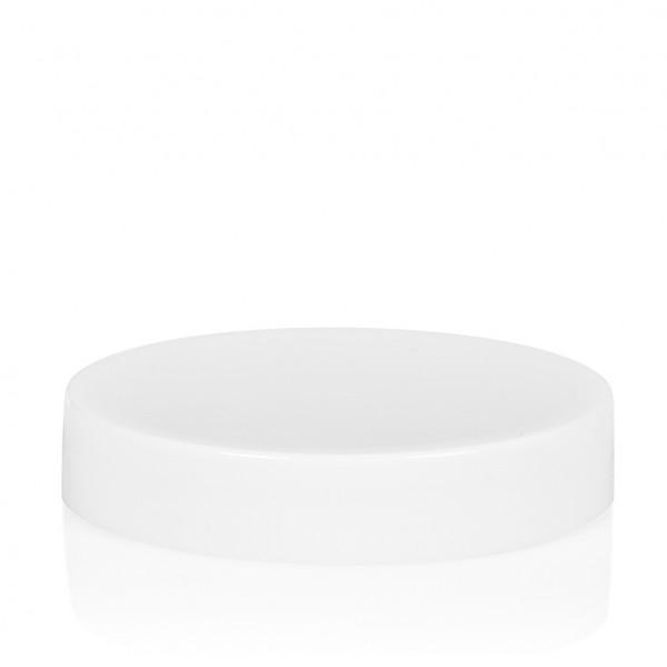Screw lid Glossy sharp 100 ml PP white