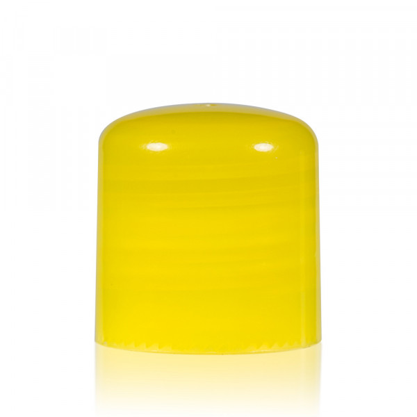 Screwcap PP yellow 24.410