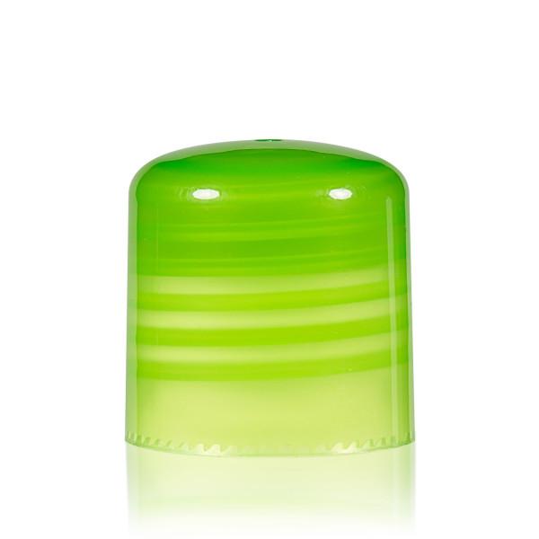 Screwcap PP green 24.410