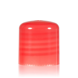 Screwcap PP red 24.410